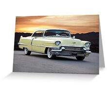 1954 Cadillac Coupe DeVille Greeting Card
