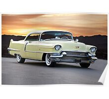1954 Cadillac Coupe DeVille Poster