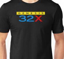 Sega 32X Logo Unisex T-Shirt