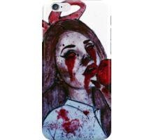 LANA DEL REY POISION APPLE iPhone Case/Skin