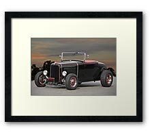 1932 Ford Roadster Framed Print