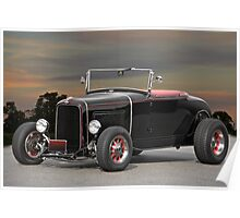 1932 Ford Roadster Poster