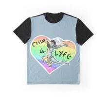 CHIM 4 LIFE - Thank u based vehk Graphic T-Shirt