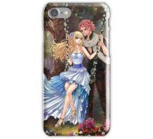 Flower swing (NaLu) iPhone Case/Skin