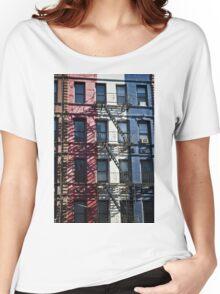 facade Women's Relaxed Fit T-Shirt