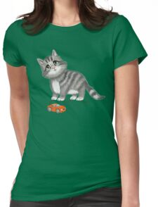 Play with me! Womens Fitted T-Shirt