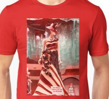 Lady Chocolate (made of chocolate) Unisex T-Shirt