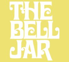 The Bell Jar T-Shirt One Piece - Short Sleeve