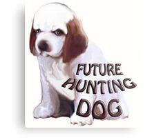 Clumber Spaniel Puppy Metal Print