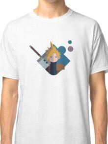 Cloud FF Logo Classic T-Shirt