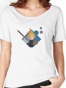 Cloud FF Logo Women's Relaxed Fit T-Shirt