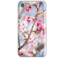 Cherry Blossoms in Bloom iPhone Case/Skin