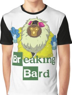 Breaking Bard Graphic T-Shirt
