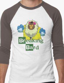 Breaking Bard Men's Baseball ¾ T-Shirt