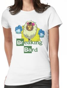 Breaking Bard Womens Fitted T-Shirt