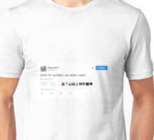 Yung Lean Tweet Unisex T-Shirt