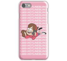 Hotline Bling Mabel Gravity Falls iPhone Case/Skin