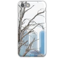 Death in the City iPhone Case/Skin