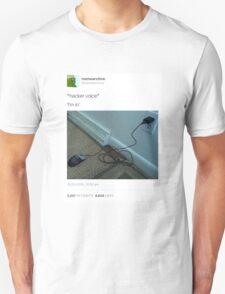 *hacker voice* T-Shirt
