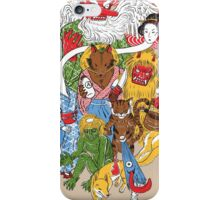 Monster Parade iPhone Case/Skin
