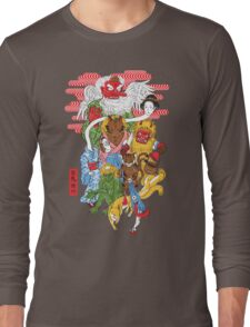 Monster Parade Long Sleeve T-Shirt