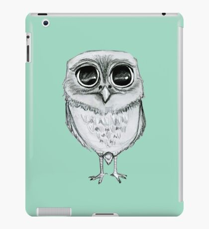 Tiny Elf Owl iPad Case/Skin