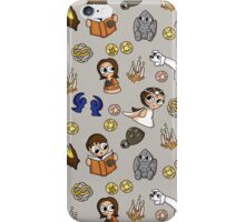 Neverending Story Bits iPhone Case/Skin