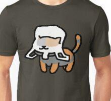 Neko Atsume - Spooky in a Bag Unisex T-Shirt