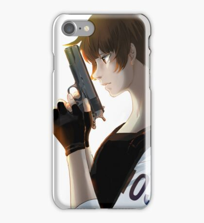 Psycho-pass iPhone Case/Skin
