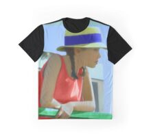 Waiting for a friend Graphic T-Shirt