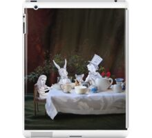 Alice in Wonderland/The Tea Party iPad Case/Skin