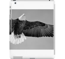 BW eagle iPad Case/Skin
