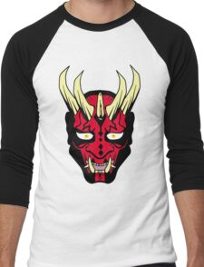Oni Maul! Men's Baseball ¾ T-Shirt