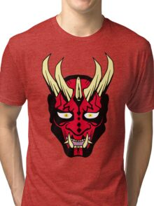 Oni Maul! Tri-blend T-Shirt