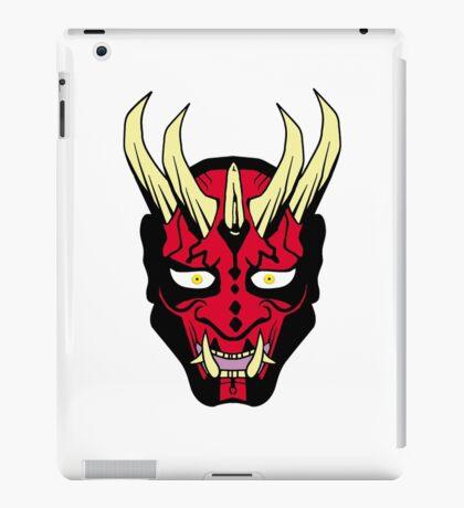 Oni Maul! iPad Case/Skin