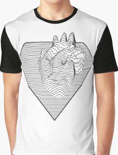 Super Heart Graphic T-Shirt