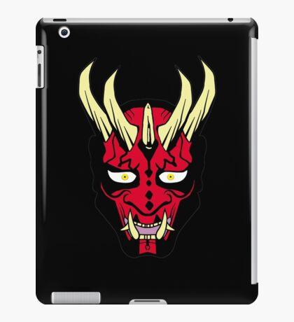 Oni Maul! II iPad Case/Skin