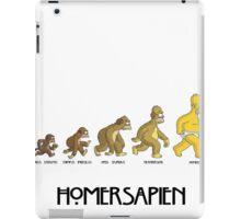 Homer Evolution iPad Case/Skin