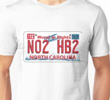 NO to HB2! Unisex T-Shirt