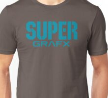 Super Grafx Logo Unisex T-Shirt