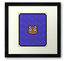 TIMMY/TOMMY ANIMAL CROSSING Framed Print