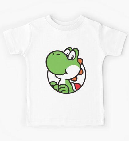 Yoshi Hello Kids Tee