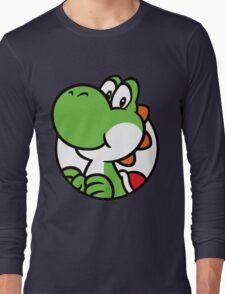 Yoshi Hello Long Sleeve T-Shirt
