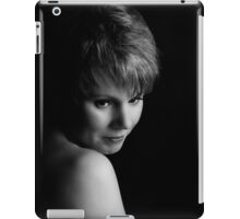 The red haired girl iPad Case/Skin