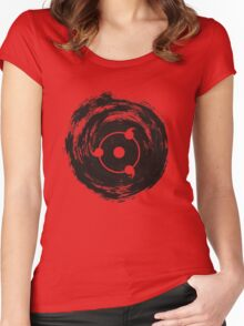 Sharingan Women's Fitted Scoop T-Shirt
