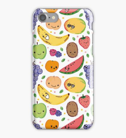 Fruity Cuties iPhone Case/Skin