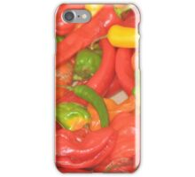 CHILLIES CHILLIES CHILLIES... iPhone Case/Skin