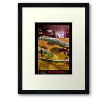 TH151 Framed Print
