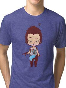 Chibi Jack Burton! Tri-blend T-Shirt