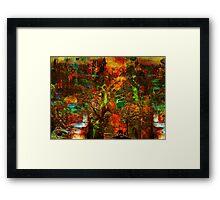 TH153 Framed Print